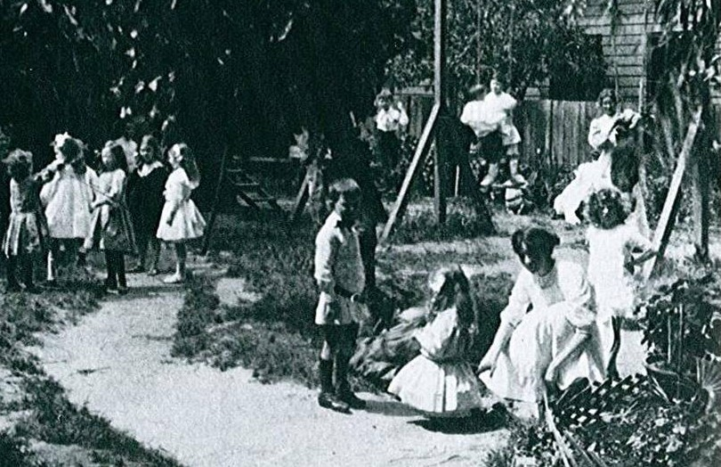Kindergarten in Australia
