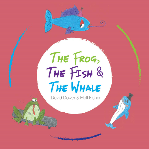 "Their new album, ""The Frog, the Fish, and the Whale"", recorded at Porcupine Studios in London, is available now."